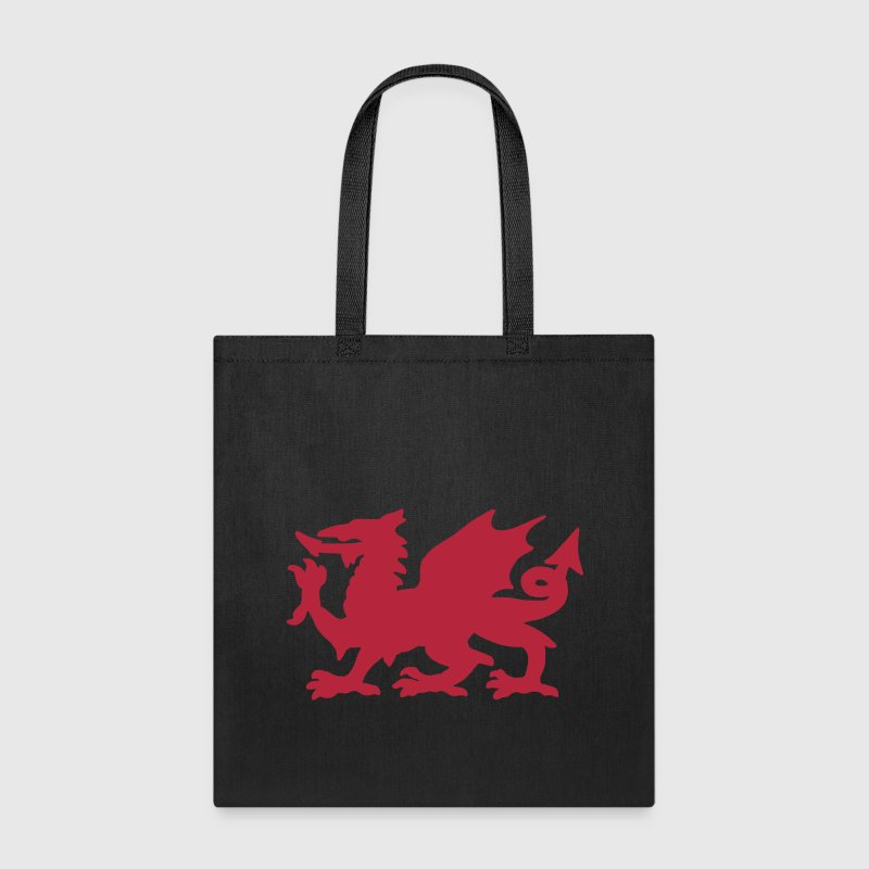 Welsh Dragon - Tote Bag
