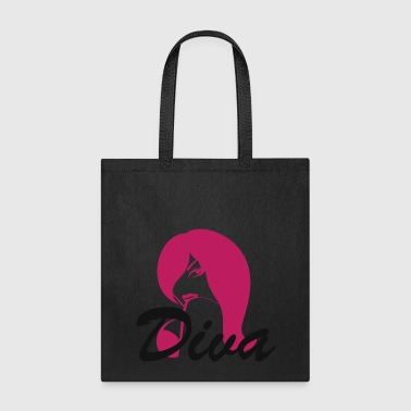 The DIVA - Tote Bag