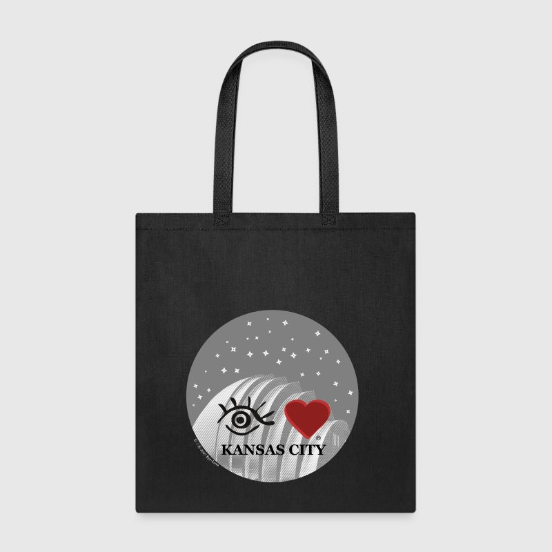 Eye-Love Kansas City - Tote Bag