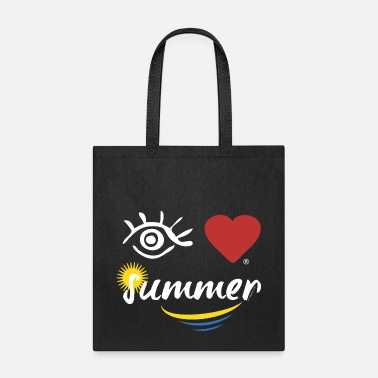 Eye-Love summer - Tote Bag