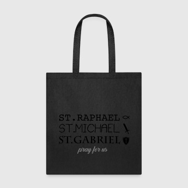 The Archangels - Tote Bag