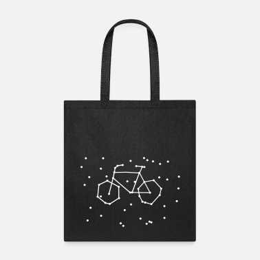 Constellation bike constellation - Tote Bag