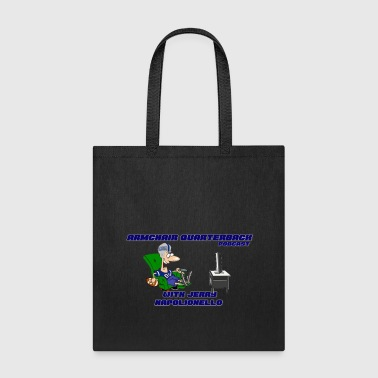Armchair Armchair Quarterback Podcast - Tote Bag