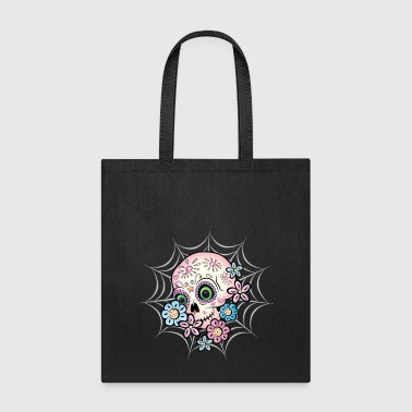 Sweet Sugar Skull - Tote Bag