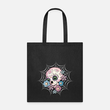 Sugar Skull Sweet Sugar Skull - Tote Bag