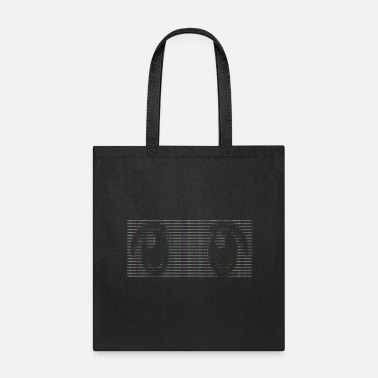 Ascii ASCII Eyes - Tote Bag