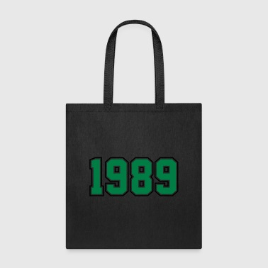 1989 | Year of Birth | Birth Year | Birthday - Tote Bag