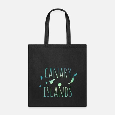 Canary Islands Canary Islands - Tote Bag