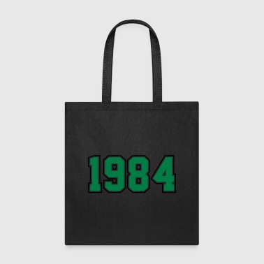 1984 | Year of Birth | Birth Year | Birthday - Tote Bag
