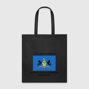 Missionary Position Pennsylvania Harrisburg LDS Mission Called to Se - Tote Bag