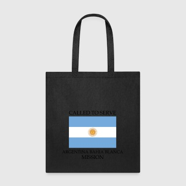 Missionary Position Argentina Bahia Blanca LDS Mission Called to - Tote Bag