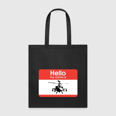 Apache Apache is the name - Tote Bag