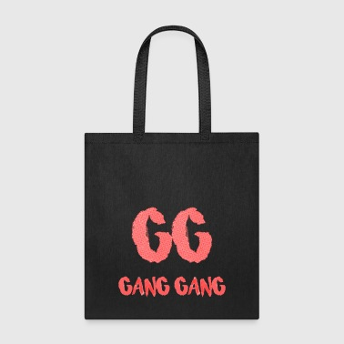 Gang Gang Clothing - Gang Gang Logo - Tote Bag