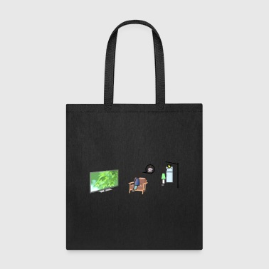 on fire - Tote Bag