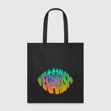 Animal Planet HUMANS ANIMALS PLANET - Tote Bag