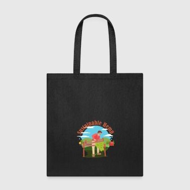 Sustainable Hemp - Tote Bag