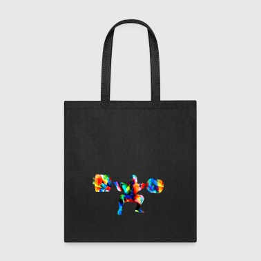 Strong weightlifter - Tote Bag