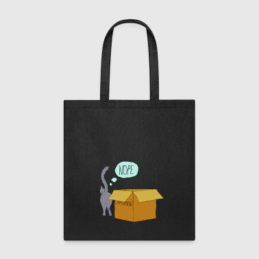 clever cat - Tote Bag