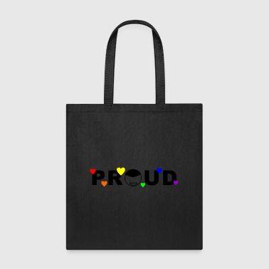proud - Tote Bag