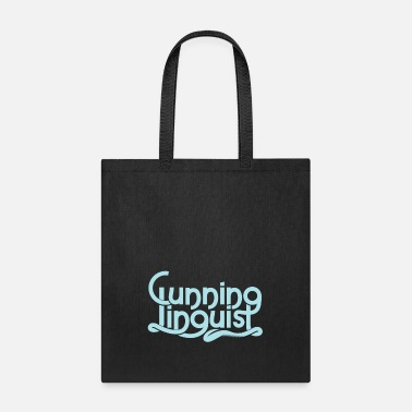 Linguistics Cunning Linguist Dirty Humor Wordplay Gift - Tote Bag