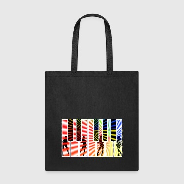 keyboard - Tote Bag