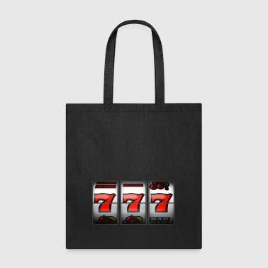 Slot Machine Jackpot 777 Winner - Tote Bag