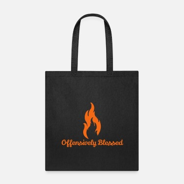 Offensive *Offensively Blessed* - Tote Bag