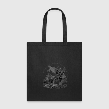 Armchair Overworked - Tote Bag