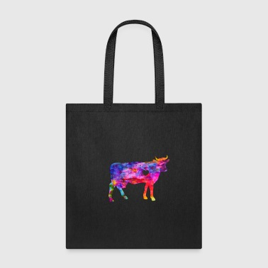 Cow with Heart - Tote Bag