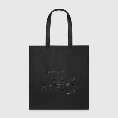 Salt Molecule - Tote Bag