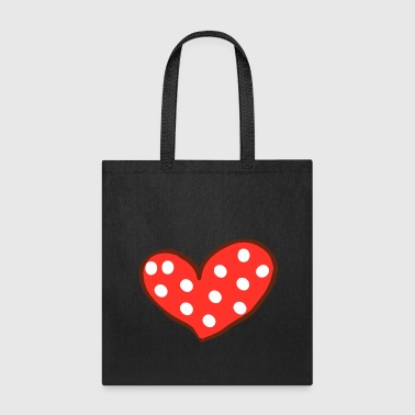 Red Heart I Love You Valentines Day - Tote Bag