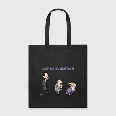 GOP DEVOLUTION - Tote Bag