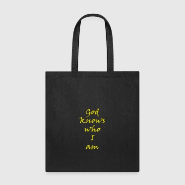 god - Tote Bag