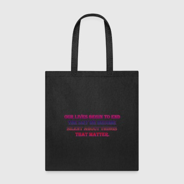 Martin Luther King mlk - Tote Bag