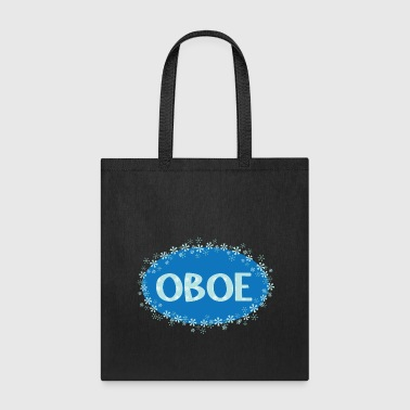 Winter Oboe - Tote Bag