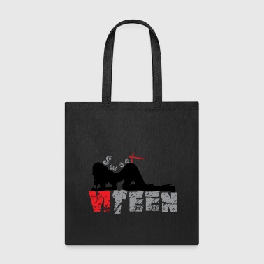 White_Sweet Sixteen - Tote Bag