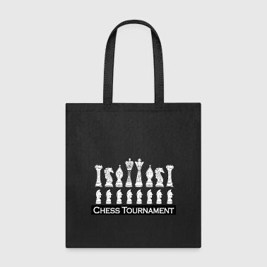 chess tournament - Tote Bag
