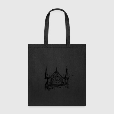 Church Window - Tote Bag