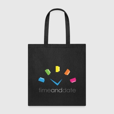 Time and Date - Tote Bag