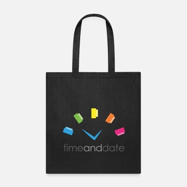 Date Of Birth Time and Date - Tote Bag