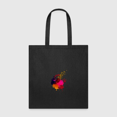 Paint Paint - Tote Bag