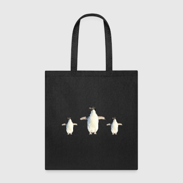 Group adeliepinguin group - Tote Bag