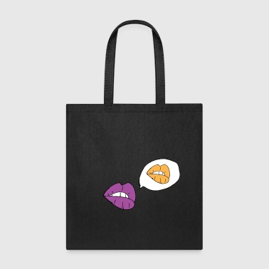 Lips - Tote Bag