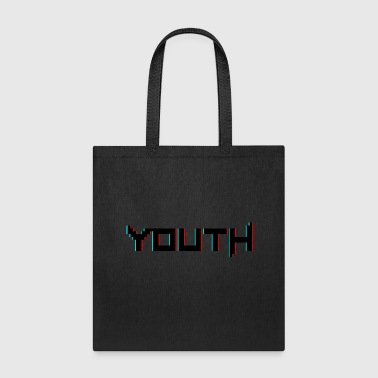 Neo Youth illusion Pixel Art - Tote Bag