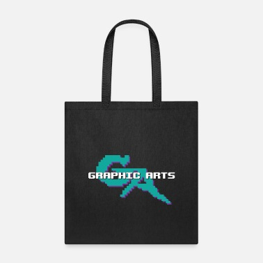 Graphic Art Graphic Arts - Tote Bag