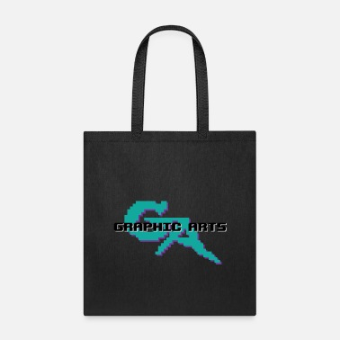 Graphic Art Graphic Arts T-Shirt - Tote Bag