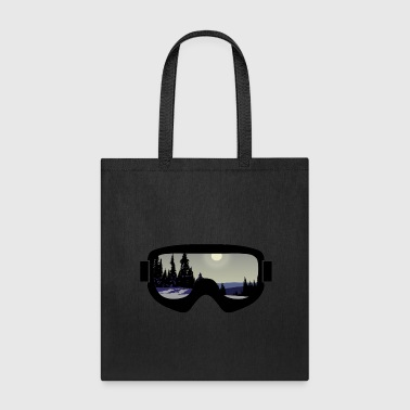 Morning Goggles | Goggle Designs | DopeyArt - Tote Bag