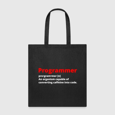 Programmers program software gift nerd - Tote Bag