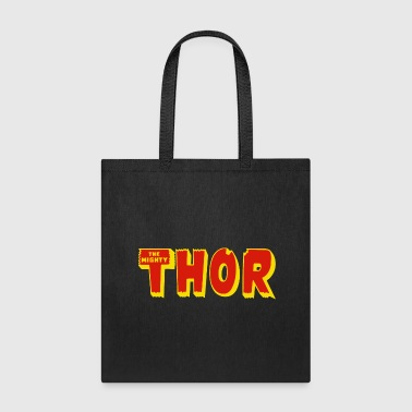 The Mighty Thor - Tote Bag