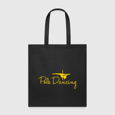 pole dancing - Tote Bag